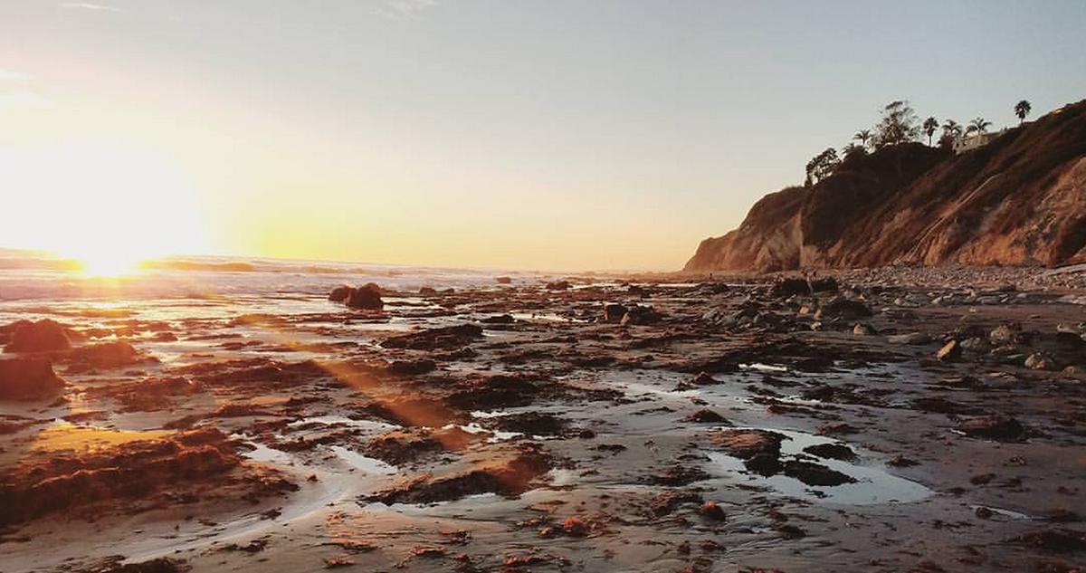 Santa Barbara Sunset Beach Copy